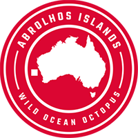 Wild Ocean Octopus from Abrolhos Island